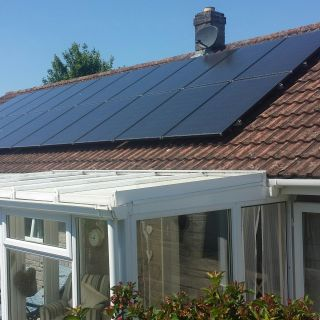 5KW Residential Installation - Small Bungalow - Butleigh, Somerset