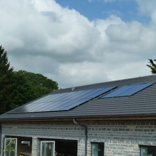 4KW Residential Installation - On Small Bungalow - Picts Hill