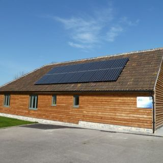 Commercial Office PV Installation 4KW